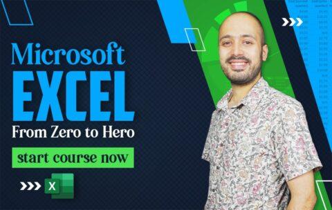 microsoft excel advance course